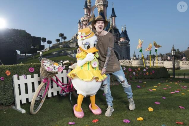 Gabriel-Kane Day-Lewis - Disneyland Paris s'habille aux couleurs du Printemps. Mars 2016