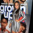"Ashanti à la premiere du film ""Grown Ups 2"" a New York. Le 10 juillet 2013"