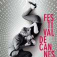 Photographie de tournage de Paul Newman et Joanne Woodward (©Paramount Pictures Corporation) retravaillée par l'agence Bronx pour en faire l'affiche officielle du 66e Festival de Cannes (2013)