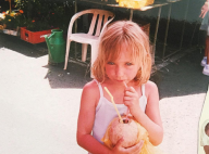 Chloé Jouannet petite : Photo d'enfance craquante de la fille d'Alexandra Lamy !
