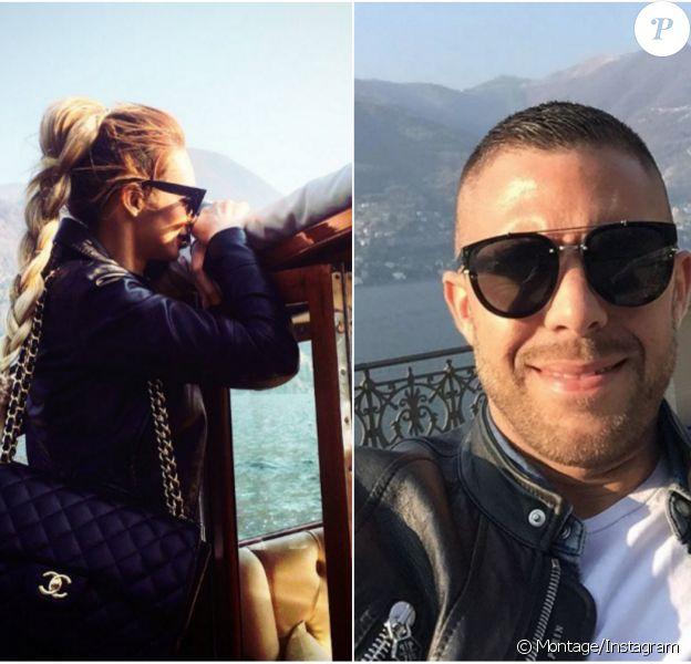 Emilie Nef Naf et Jérémy Ménez de retour ensemble ? Des photos qui sèment le doute