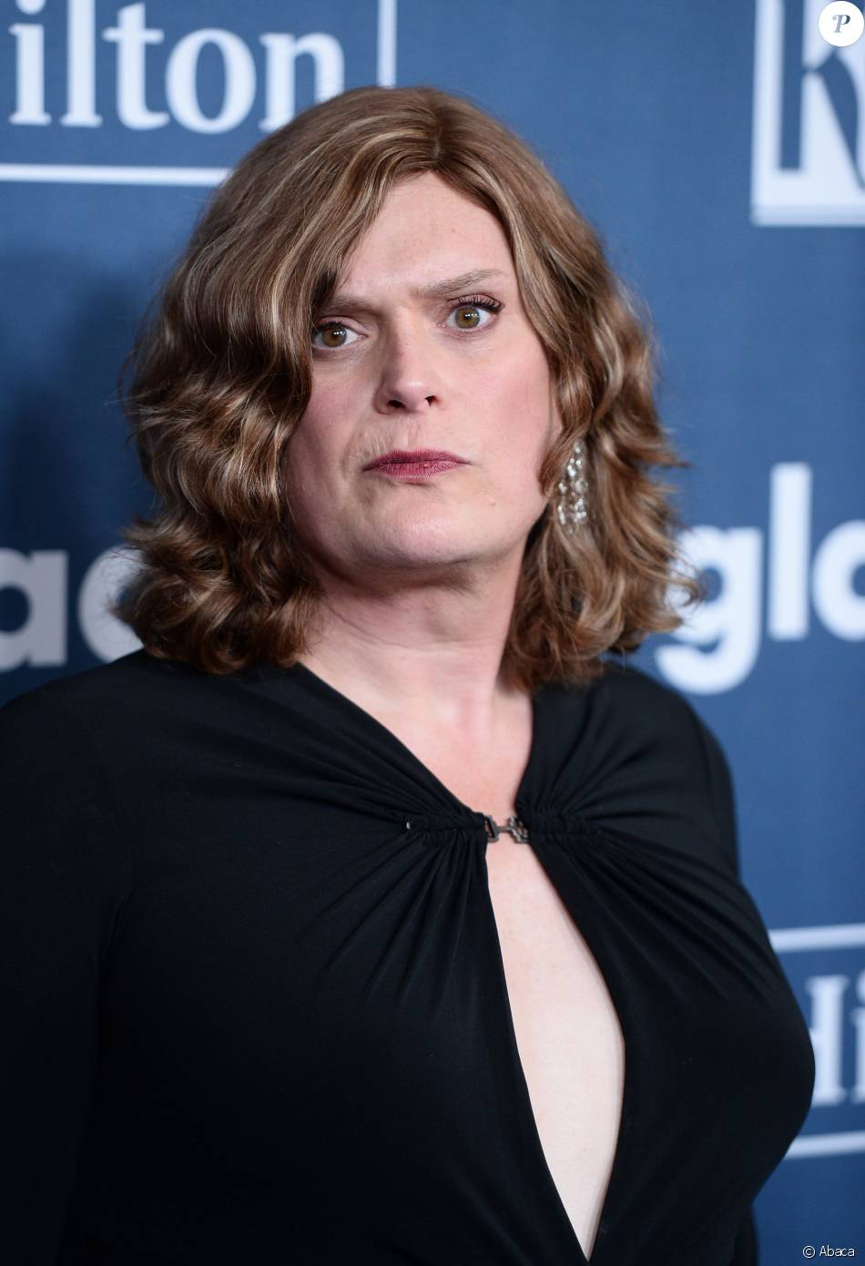 Lilly Wachowski - 27e Annual GLAAD Media Awards au Beverly Hilton Hotel, Beverly Hills, Los Angeles, le 2 avril 2016