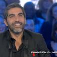 Ary Abittan, dans  Salut les terriens  sur Canal+, le samedi 2 avril 2016.