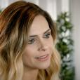 Clara Morgane en interview avec Laurent Argelier pour Purepeople le 4 avril 2016.