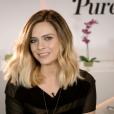 Clara Morgane en interview pour Purepeople, avec Laurent Argelier le 4 avril 2016. Son calendrier, ses projets télé, mais aussi son mari Jérémy et leur petite fille : la belle s'est confiée...