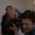 Shanna Kress (Les Anges 7, Les Marseillais à Miami) : un rôle d'actrice porno dans Plus Belle La Vie, en 2012. Johanna Marci (Dounia Coesens) interrompt leur séance photo