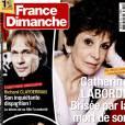 Magazine France Dimanche en kiosques le 8 avril 2016.