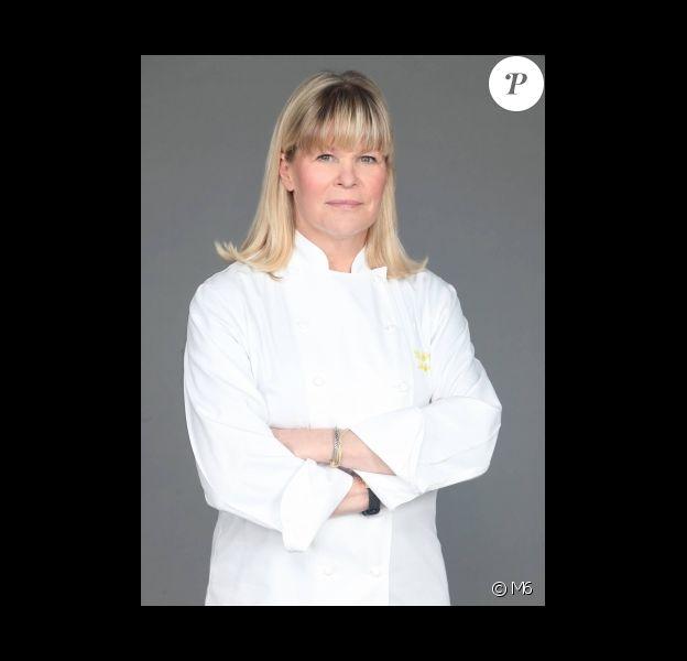 Ghislaine Arabian, jurée de Top Chef sur M6 en 2014.