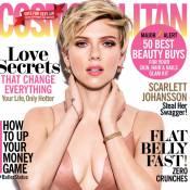 Scarlett Johansson : Traumatisée par l'un de ses premiers amours, elle se confie
