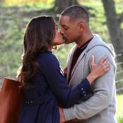 "Will Smith, son agréable tournage : Doux baiser à Naomie Harris ""enceinte"""