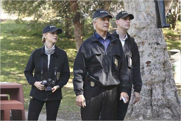 NCIS saison 13 : Photo Emily Wickersham, Mark Harmon, Sean Murray