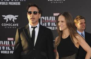 Robert Downey Jr. : Un Iron Man amoureux face à son rival Captain America