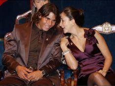 REPORTAGE PHOTO : Rafael Nadal dragué par... Ingrid Betancourt sous les yeux du prince Felipe d'Espagne!
