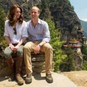 Kate Middleton et William : Amoureux complices à l'assaut de la tanière du tigre