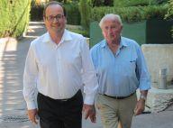 François Hollande : Son père de 93 ans hospitalisé !