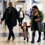 Kim Kardashian : North West jalouse de Saint et gaffeuse