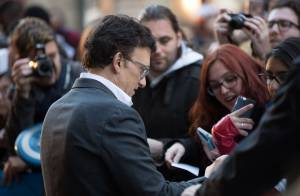 Robert Downey Jr. électrise Paris... et déclare sa flamme à une Iron Lady !