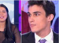 """Ayem Nour règle ses comptes : """"J'ai quitté le MadMag, car Martial est insultant"""""""