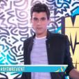 Martial s'exprime sur l'absence d'Ayem Nour dansd le Mad Mag, le 20/04/16