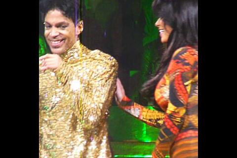 Prince : Ce jour où Kim Kardashian s'est ridiculisée sur scène à ses côtés