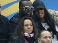 Maître Gims sifflé au Stade de France: Cajolé par sa chérie après un show mitigé