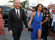 David Guetta amoureux, Kim et Kanye West chic pour le mariage d'un ami