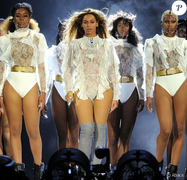 """Beyonce en concert à Miami dans le cadre de son """"Formation World Tour"""" le 27 avril 2016"""