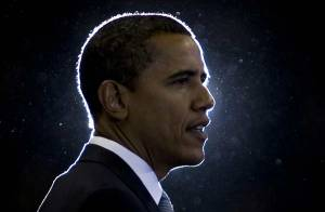 Barack Obama invente le camping de luxe pour journalistes... Une idée qui va faire envie à Nicolas Sarkozy !