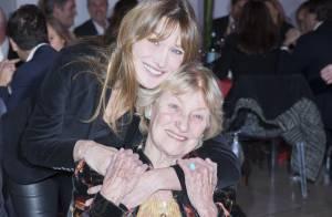 Marisa Bruni Tedeschi évoque sa liaison avec le père biologique de Carla
