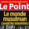 """Marisa Bruni Tedeschi se dévoile dans les pages du magazine """"Le Point"""", en kiosque le 28 avril 2016."""