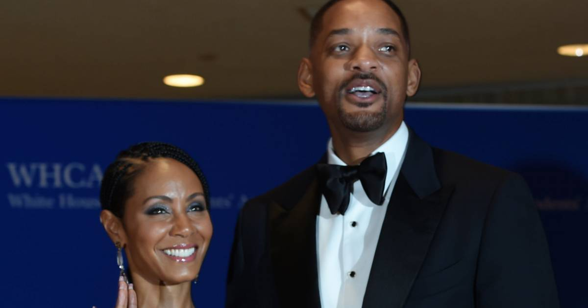 Will smith et jada pinkett smith au d ner des for Maison will smith