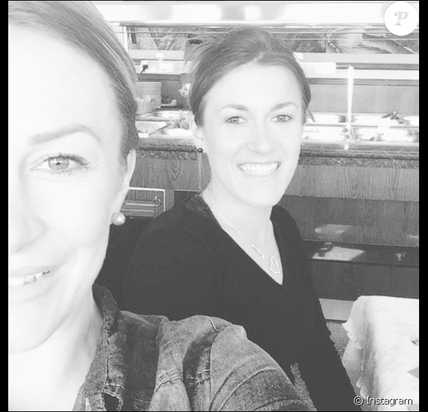 Gaelle des Ch'tis présente sa soeur Emmanuelle sur Instagram