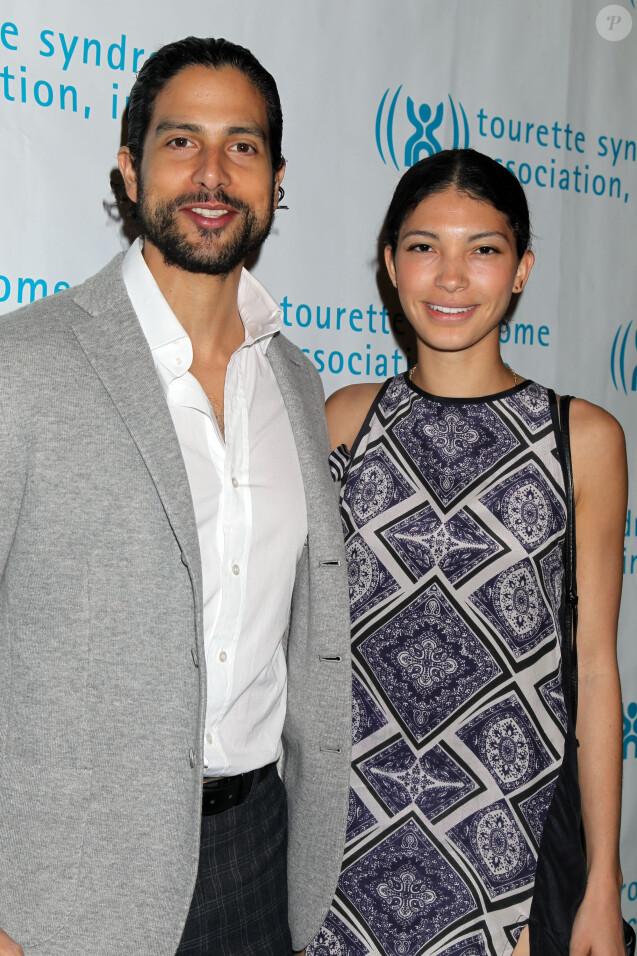 Adam Rodriguez à la 2e soirée annuelle de «Hollywood Heals: Spotlight On Tourette Syndrome» à West Hollywood, le 6 mars 2015