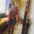 Britney Spears a publié une photo d'elle sur sa page Instagram, au mois d'avril 2016