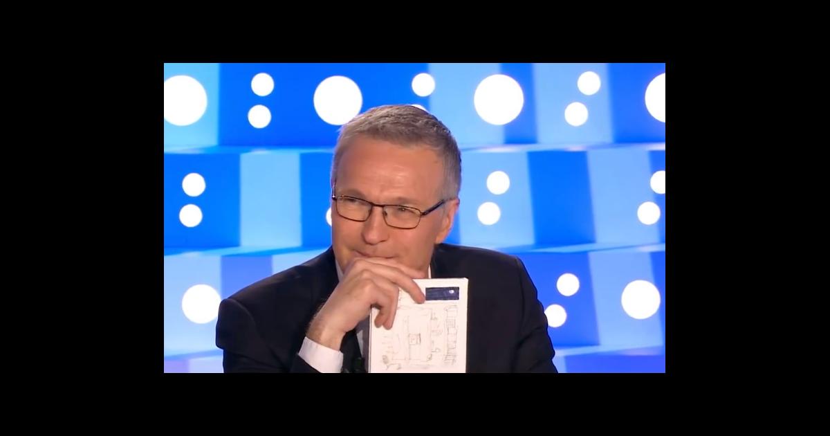 Laurent ruquier dans on n 39 est pas couch sur france 2 le samedi 7 mai 2016 purepeople - Ruquier on n est pas couche ...
