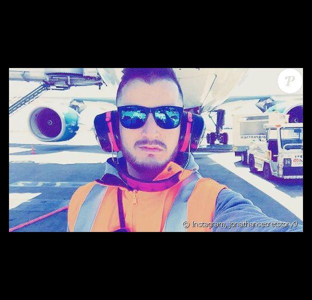 """Jonathan de """"Secret Story 9"""" a retrouvé son travail de chef d'équipe à l'aéroport de Marignane"""