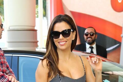 Eva Longoria et Leïla Bekhti : Les L'Oréal Girls arrivent à Cannes !