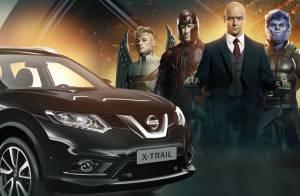 Les youtubeurs prêts à faire des ravages au X-Trail Day pour X-Men
