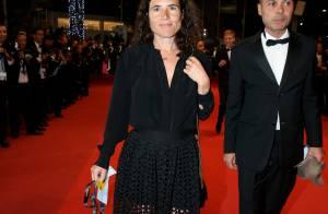 Cannes 2016 : Mazarine Pingeot et son compagnon, radieux pour un choc de cinéma