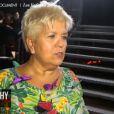 Mimie Mathy - Dans les coulisses des préparations du spectacle des Enfoirés 2015. Le concert sera diffusé le vendredi 13 mars à 20h55 sur TF1. Emission  50 mn inside , diffusée le 8 mars 2015 sur TF1.