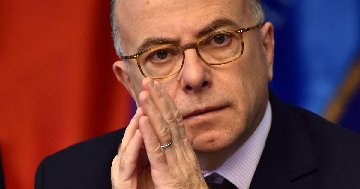 Bernard cazeneuve le ministre de l 39 int rieur est nice for Le ministre de l interieur