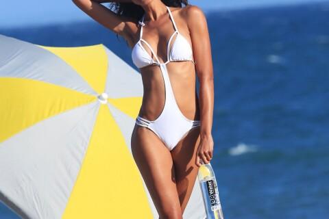 Camila Ranaya : La jolie Brésilienne séduit sur la plage