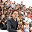 """Xavier Dolan- Photocall du film """"Juste la fin du monde"""" lors du 69e Festival International du Film de Cannes. Le 19 mai 2016 © Borde-Moreau / Bestimage"""