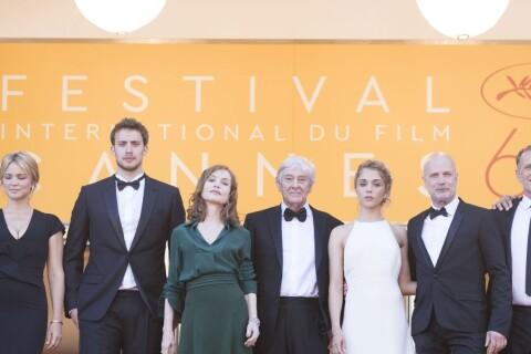 Cannes 2016 : Isabelle Huppert, Virginie Efira... Sensuelles et divines pour Elle