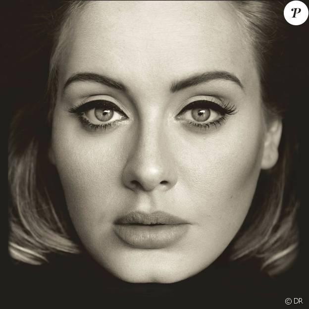 """L'album """"25"""" d'Adele est sorti en novembre 2015. Il s'est déjà écoulé à presque 20 millions de copies dans le monde."""