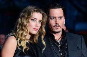 Johnny Depp : Son couple avec Amber Heard, une relation faite de hauts et de bas