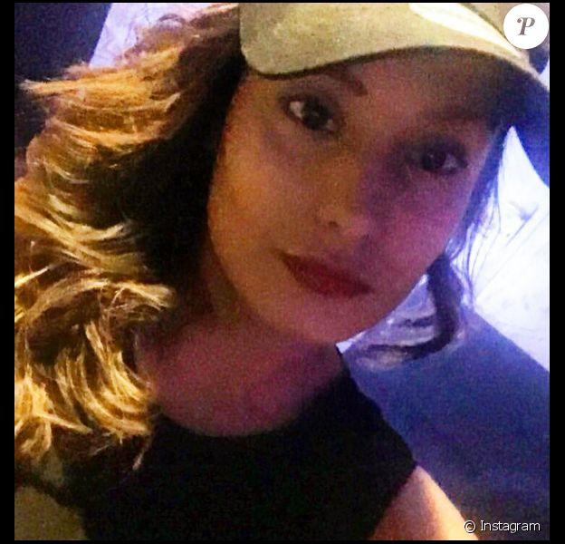 Karisma (Secret Story 9) : selfie à gogo sur Instagram