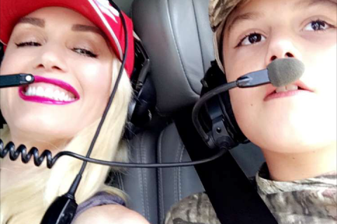 Gwen Stefani : Son fils Kingston fête ses 10 ans, Blake Shelton de la partie