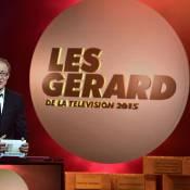 Les Gérard de la télévision 2016, les nommés : Julien Lepers et TPMP visés