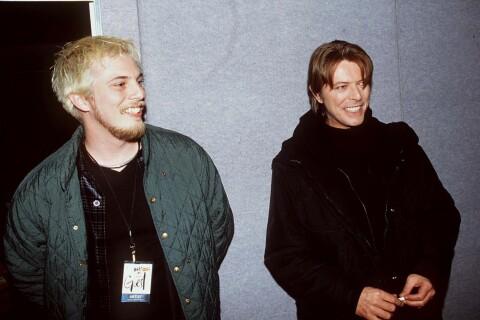 Mort de David Bowie : L'émotion de son fils qui a pu lui montrer son film...